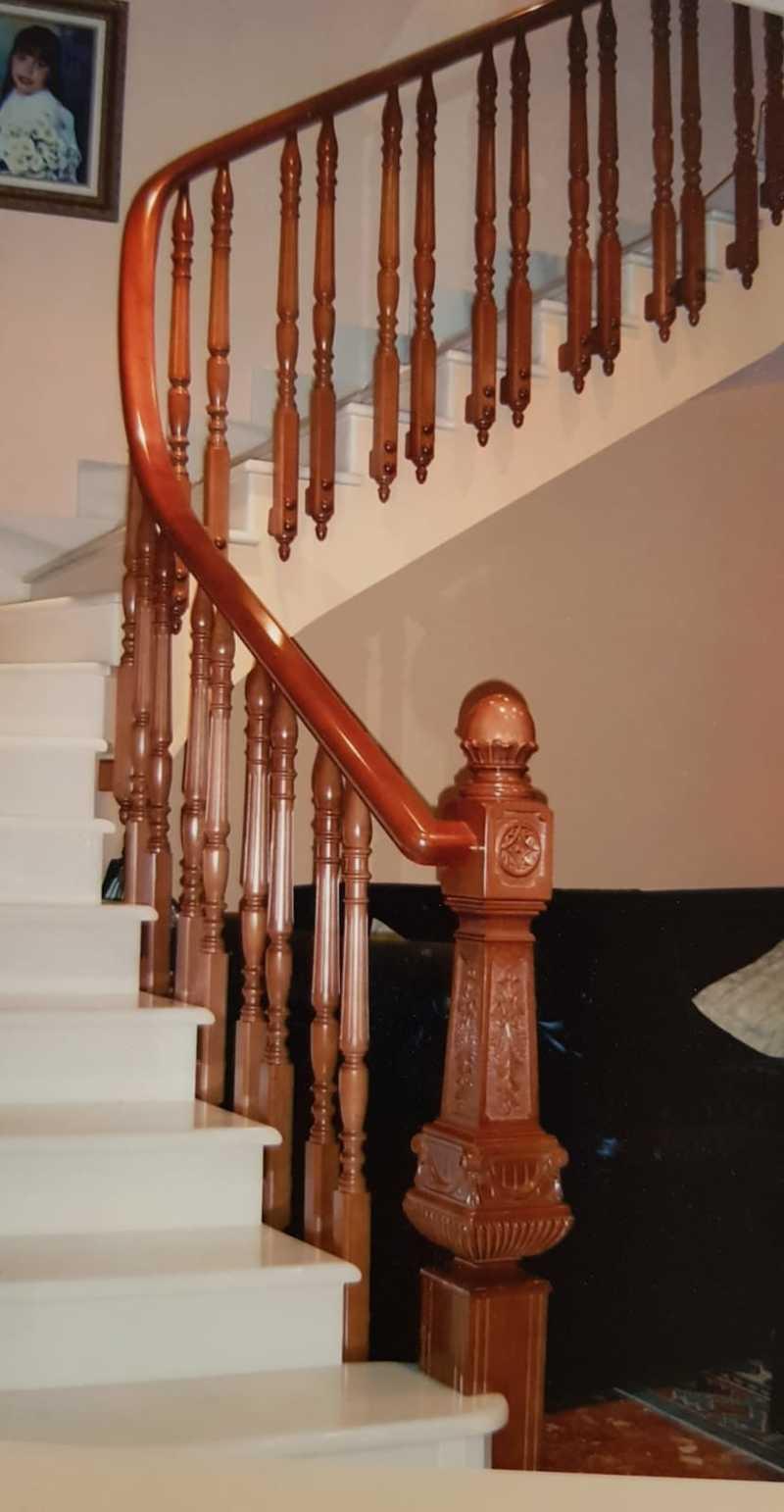 Proyecto acabado - Escalera
